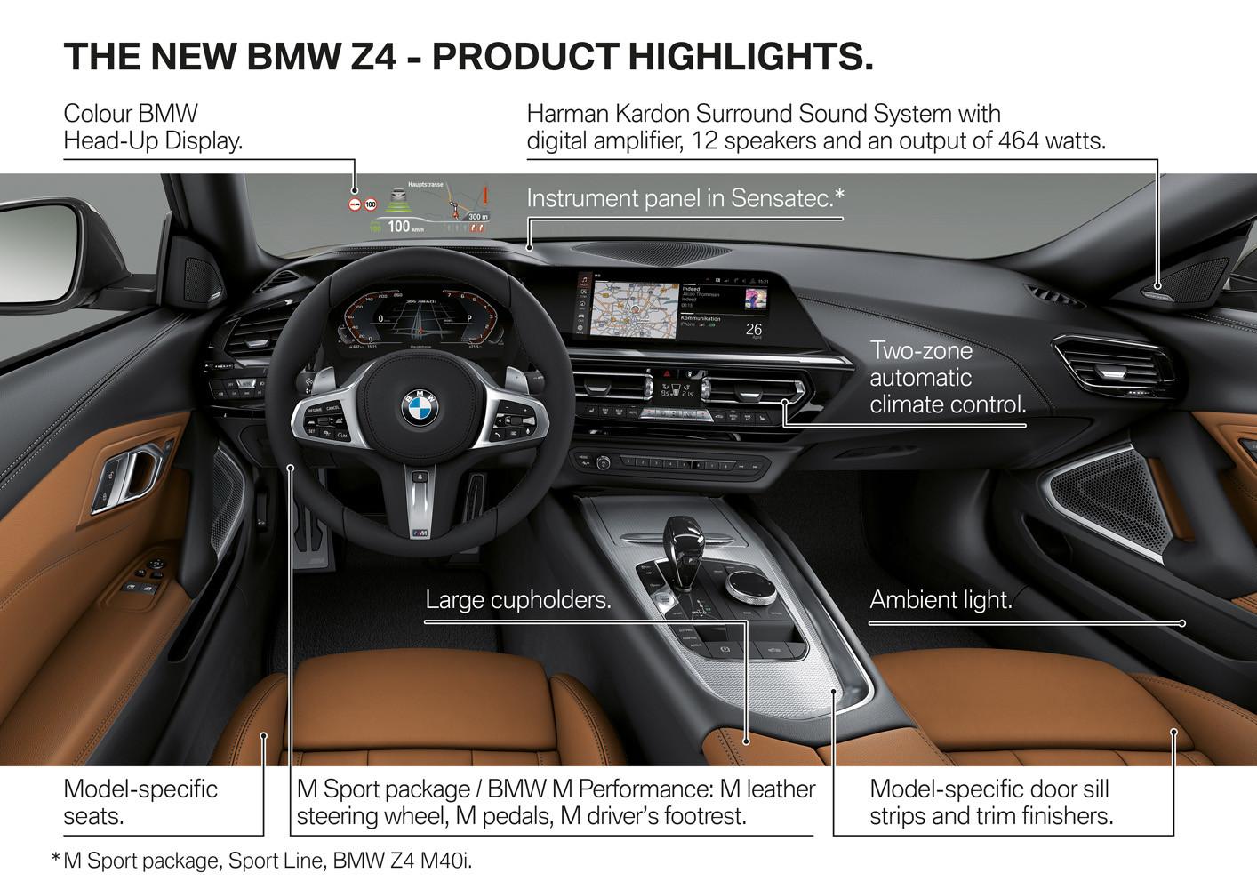 Foto de BMW Z4 2019 (58/58)