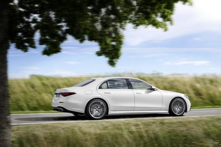 Mercedes Benz Clase S 2021 14