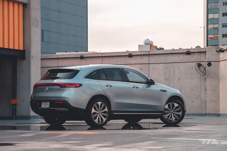 Mercedes Benz Eqc 2021 Prueba De Manejo Opiniones Precio 23