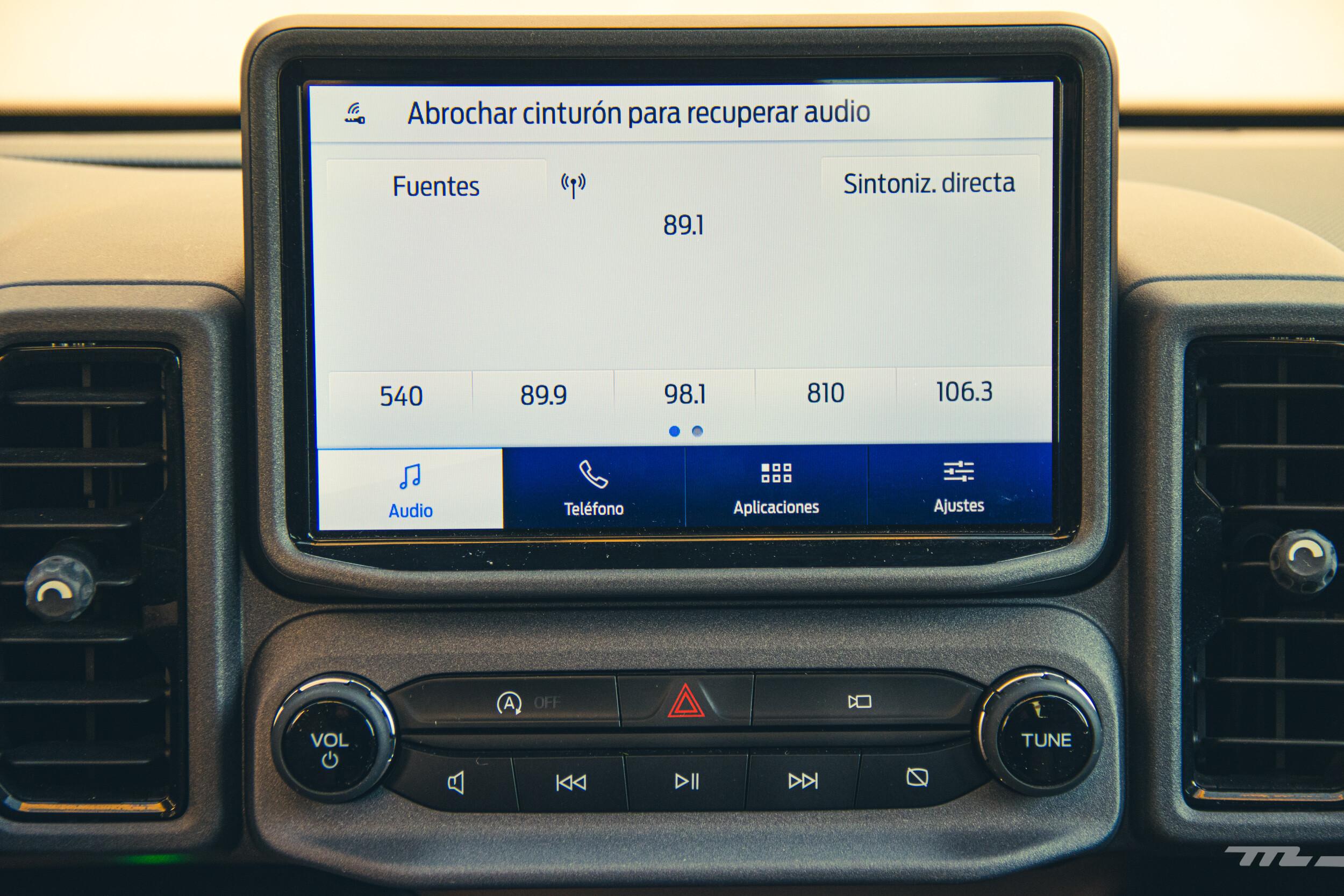 Foto de Ford Bronco Sport, a prueba (46/50)