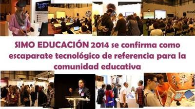 La feria para profesionales SIMO Educación cierra el año 2014 con más de 7.500 visitantes