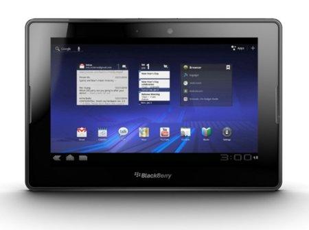 Confirmado: El SO de BlackBerry PlayBook correrá aplicaciones de Android