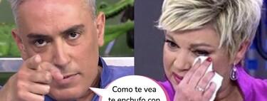 Terelu Campos, machacada en 'Sálvame' por hablar de Mila Ximénez en su posado jamonero: las durísimas palabras de Kiko Hernández