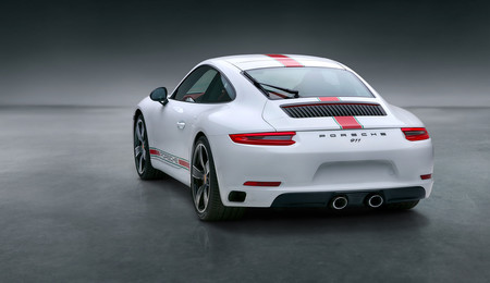 Porsche 911 Carrera S 15th Anniversary Porsche Mexico 6