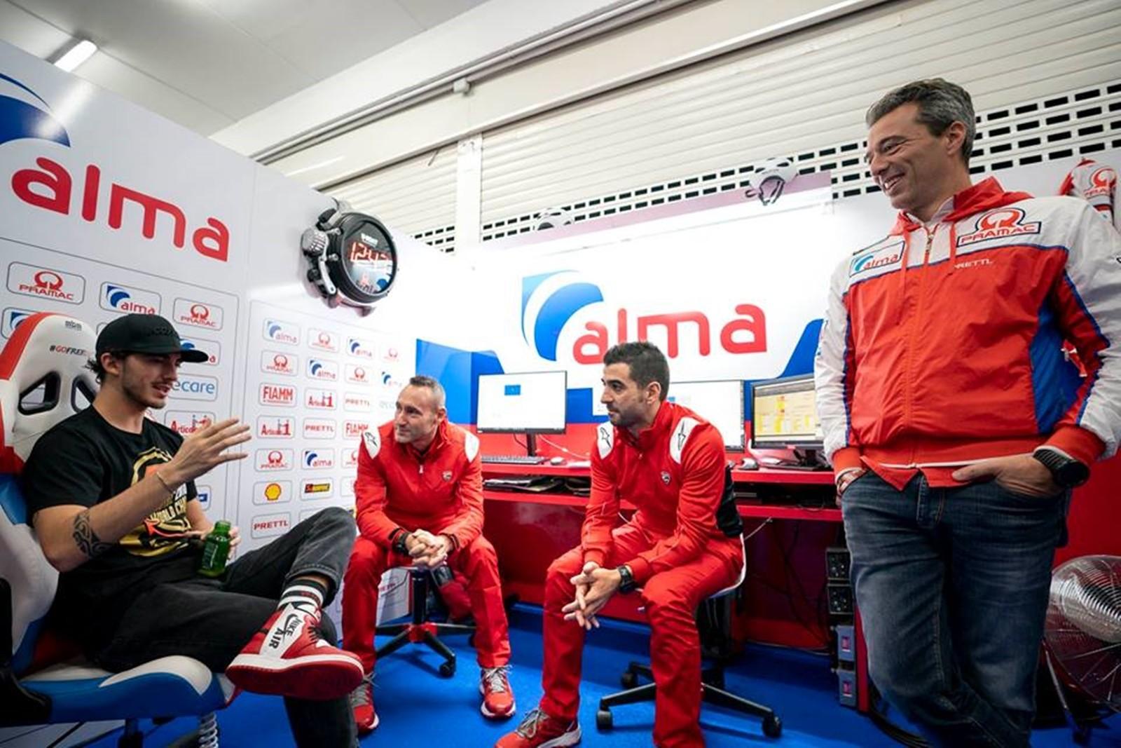 Foto de Test MotoGP Valencia 2019 (8/21)