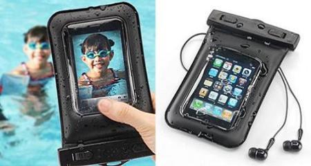 iPhone Waterproof Case, funda para protegerlo del agua