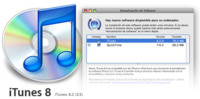 Apple lanza iTunes 8.2, preparando el camino para el iPhone OS 3.0