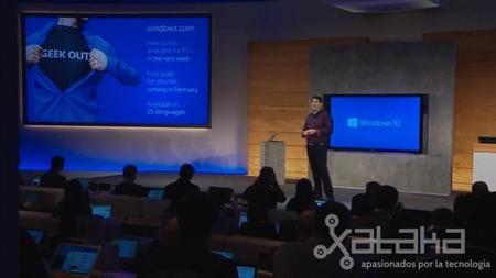 Windows 10 para PC tendrá nuevas builds de prueba la semana que viene, a los móviles llegarán en febrero