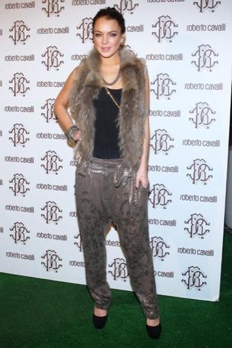 Celebrities en la Semana de la Moda de Milán: Lindsay Lohan, Rachel Zoe... y hasta Courtney Love
