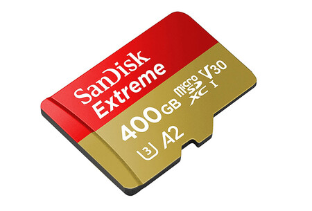 Sandisk Extreme Microsdxc 400
