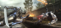 'Metal Gear Rising: Revengeance': nuevo tráiler y detalles sobre sus DLC