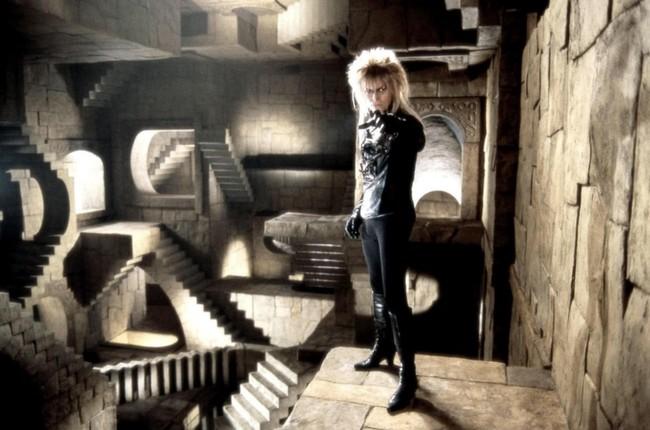 Bowielabyrinth