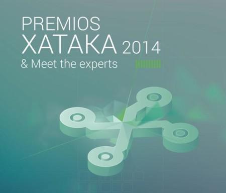 No olvides votar por tus preferidos para los Premios Xataka 2014