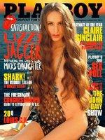 """Lizzy Jagger se despelota en Playboy, no sé yo si papá estará muy """"satisfaction"""""""