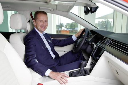 Herbert Diess acumula responsabilidades y asume la presidencia del Consejo de Administración de SEAT