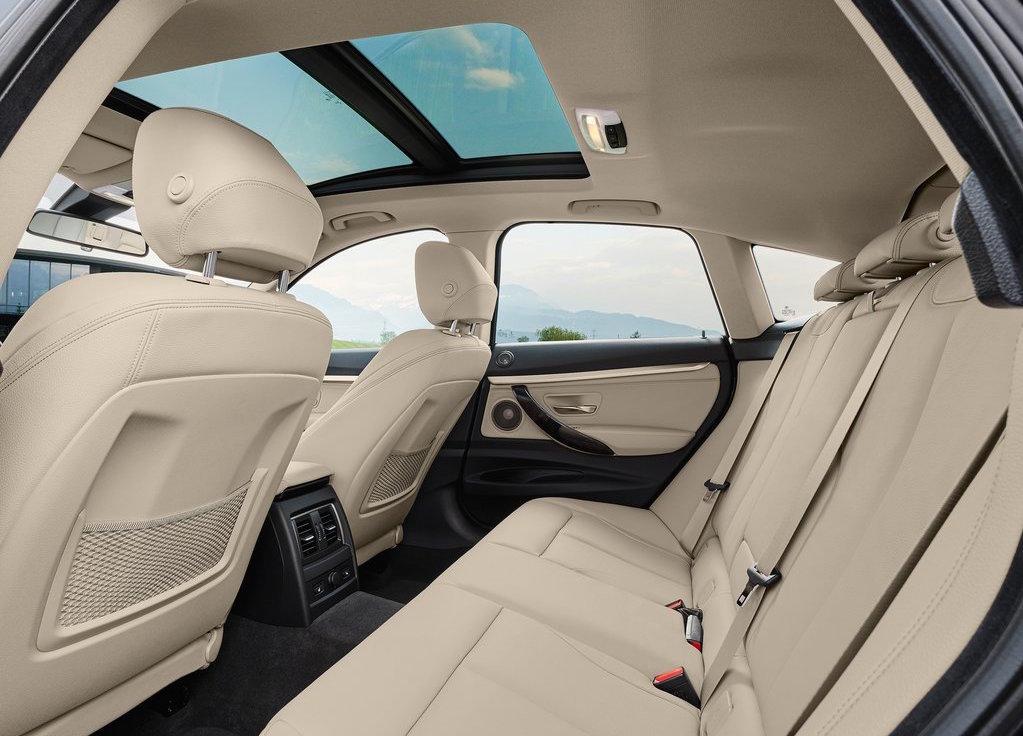 Foto de BMW Serie 3 Gran Turismo (7/8)