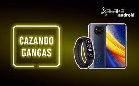 Cazando Gangas: Poco X3 Pro casi regalado, Xiaomi Mi Band 6 a precio reducido y muchas más ofertas