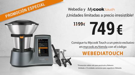 Cupon Mycook Afiliados Webedia