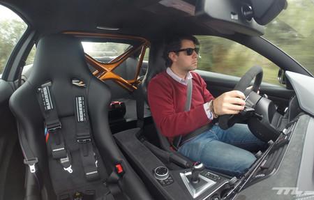 BMW M4 GTS Prueba Motorpasion 37