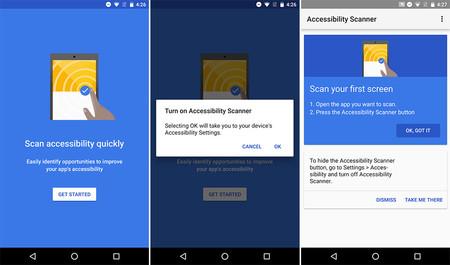 Google Accesabiity