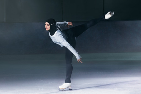 Nike Pro Hijab Hiyab 1