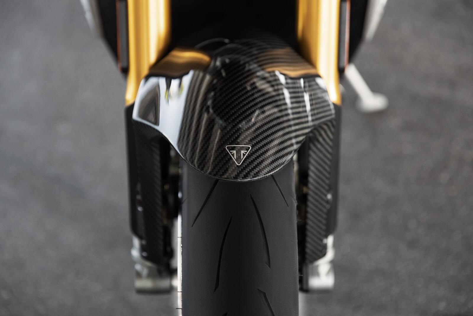 Foto de Triumph Speed Triple 1200 RS 2021 (16/71)