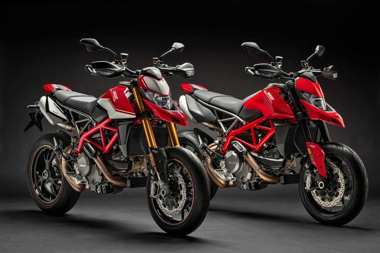 Foto de Ducati Hypermotard 950 2019 (46/76)