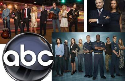 Otoño 2012: Nuevas series ABC