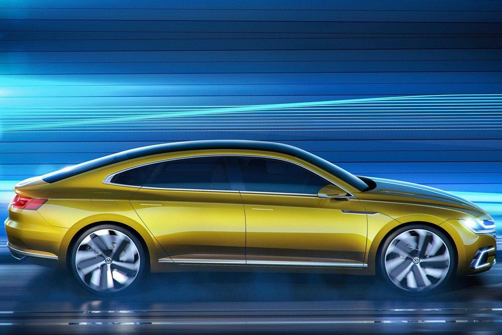 Volkswagen Sport Coupé GTE Concept (11/38)