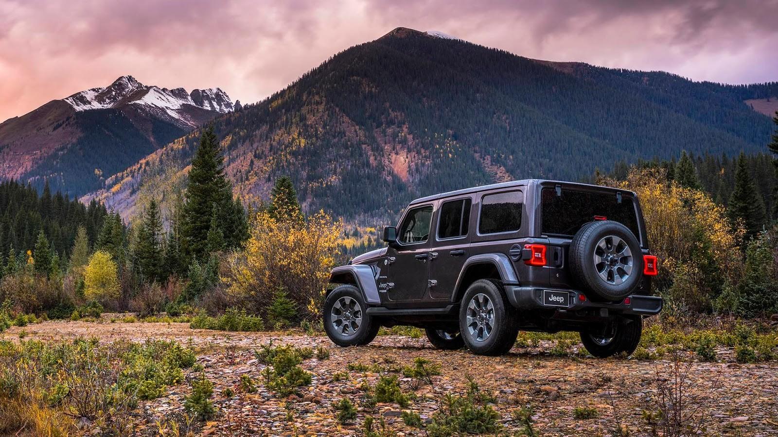 Foto de Jeep Wrangler 2018 (31/114)