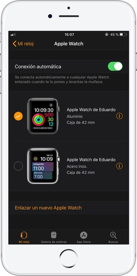 Varios Apple Watch