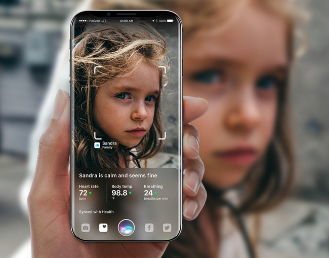 Iphone X Concepto