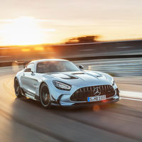 Mercedes-AMG GT Black Series: las bestias de Affalterbach han vuelto con 730 CV y un chasis capaz de adaptarse solo al asfalto