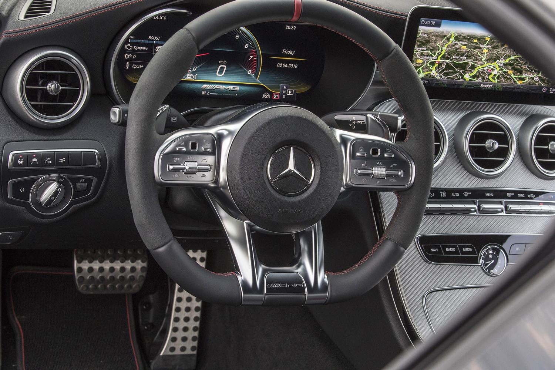 Foto de Mercedes-Benz Clase C 2018, toma de contacto (149/255)
