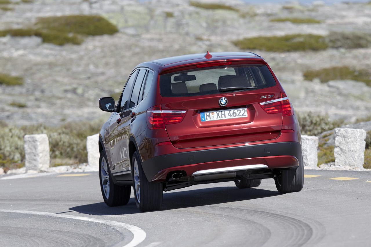 Foto de BMW X3 2011 (9/128)