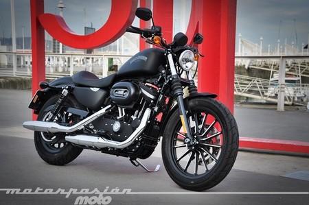 Harley-Davidson Sportster Iron 883, prueba (valoración, galería y ficha técnica)