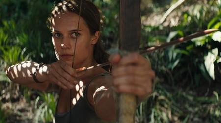 Nuevo tráiler de 'Tomb Raider': el regreso de Lara Croft al cine promete emociones fuertes