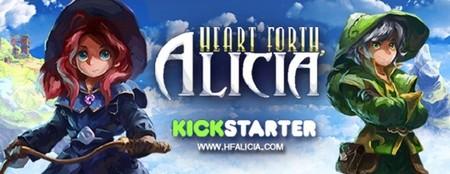 """Alcanzadas las metas de PS4, OSX y Linux de """"Heart Forth, Alicia"""", ahora va por la música"""