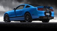662 CV para el 2013 Shelby Mustang GT500
