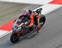 Superbikes España 2014: Marco Melandri se hace con la victoria en el doblete de Aprilia