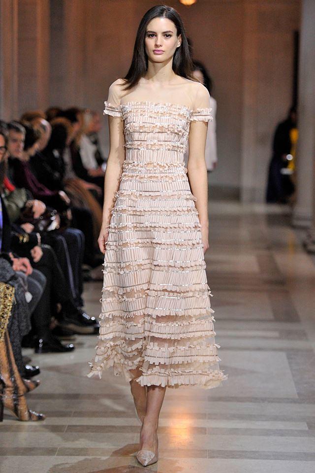 Foto de Carolina Herrera Otoño-Invierno 2016/2017 den la Semana de la Moda de Nueva York (14/37)