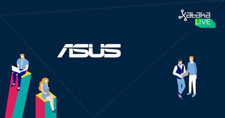 Asus presenta sus nuevos laptops en Xataka Live 2018