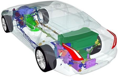 Jaguar XJ_e