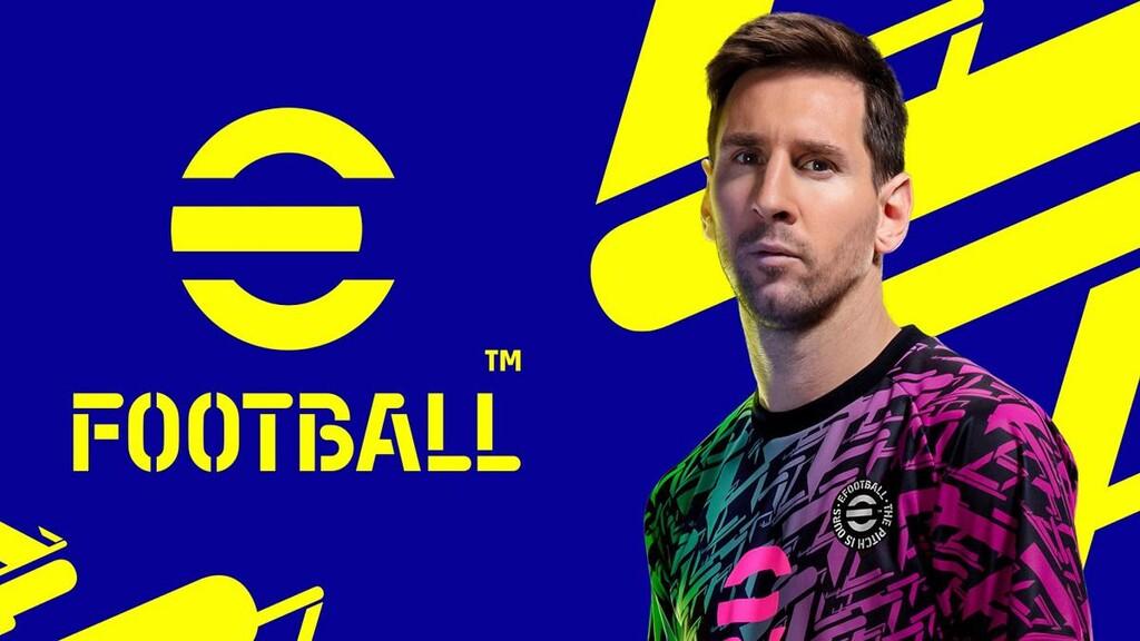 El balón de eFootball 2022 comenzará a rodar este mes, aunque llegará con modos y equipos limitados