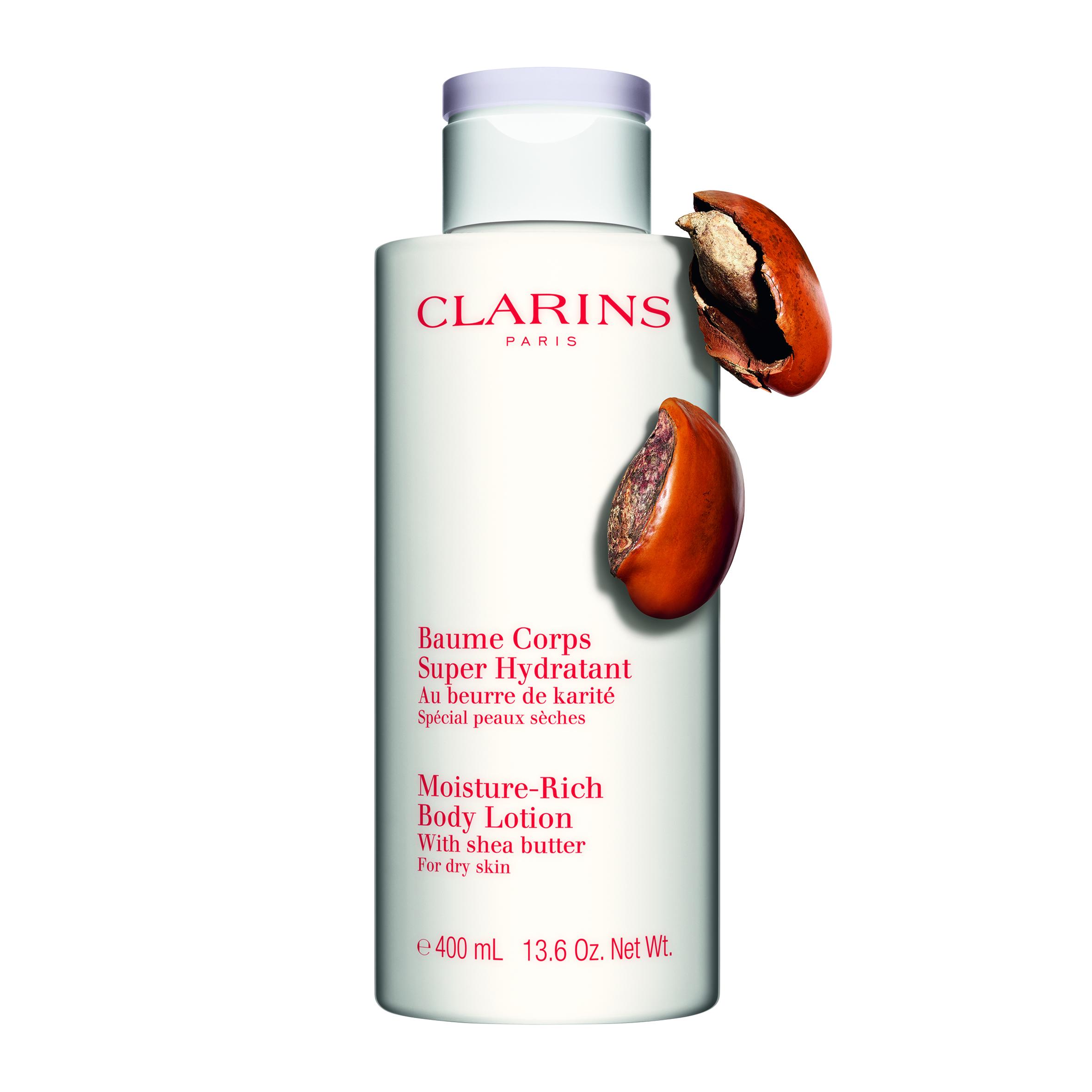 Bálsamo De Cuerpo Super Hidratante 400 ml Clarins