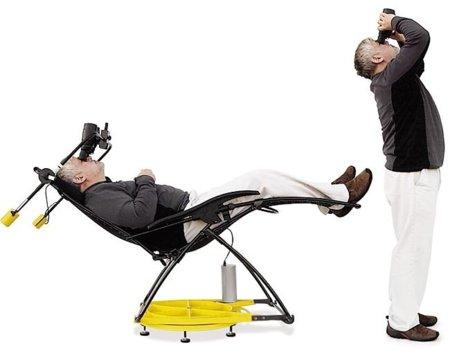 StarSeeker Chair, ver las estrellas con comodidad