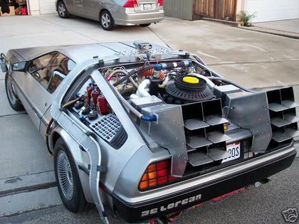1983 DMC DeLorean