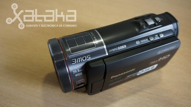 Panasonic X900 prueba