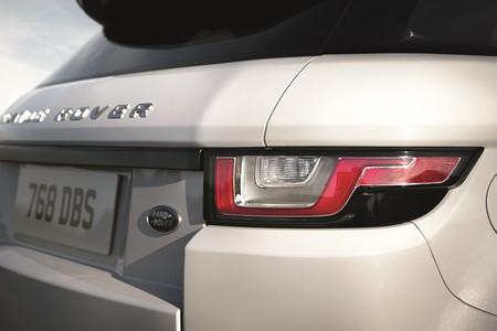 Range Rover Evoque trasera
