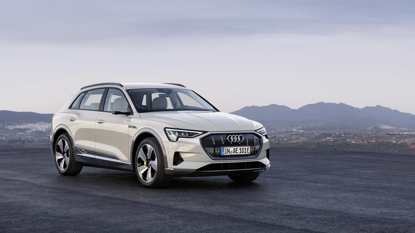 Foto de Audi e-tron (25/37)